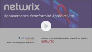 Netwrix Sécurité des données