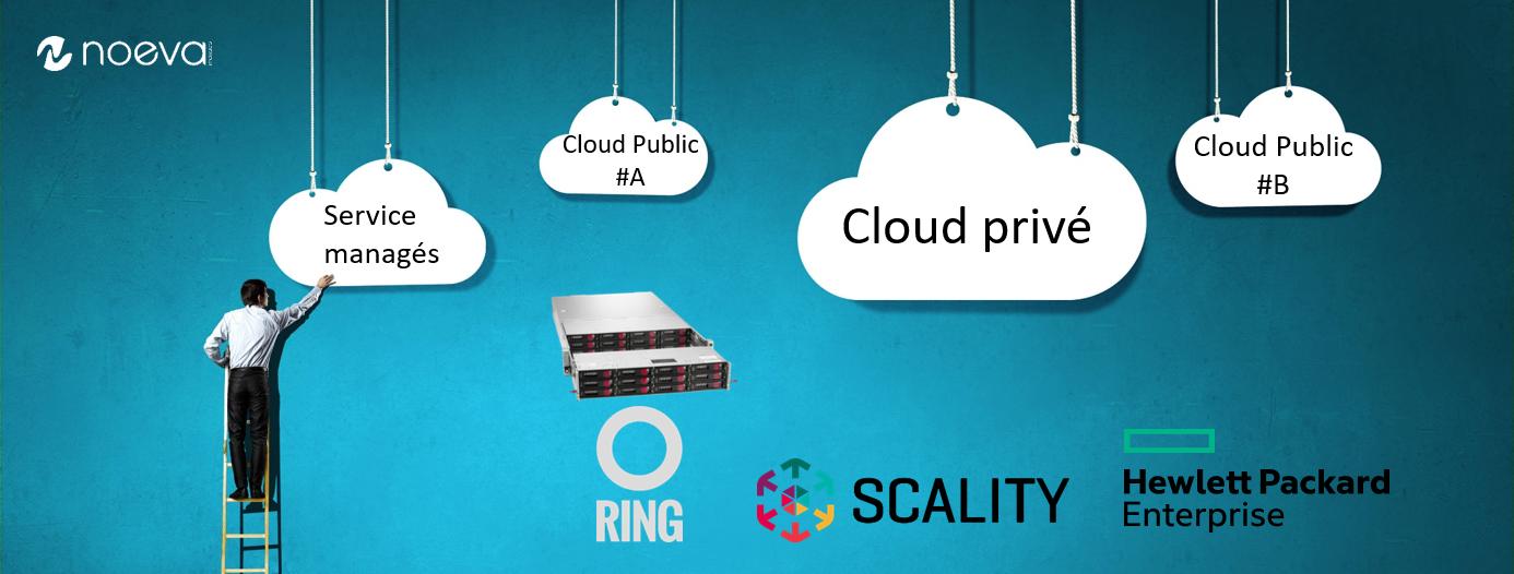 Webinar sur Scality Ring stockage de données massives