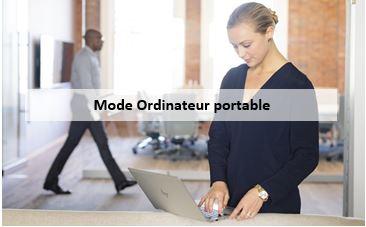HP x360 mode ordinateur portable