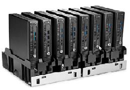 HP mini rack