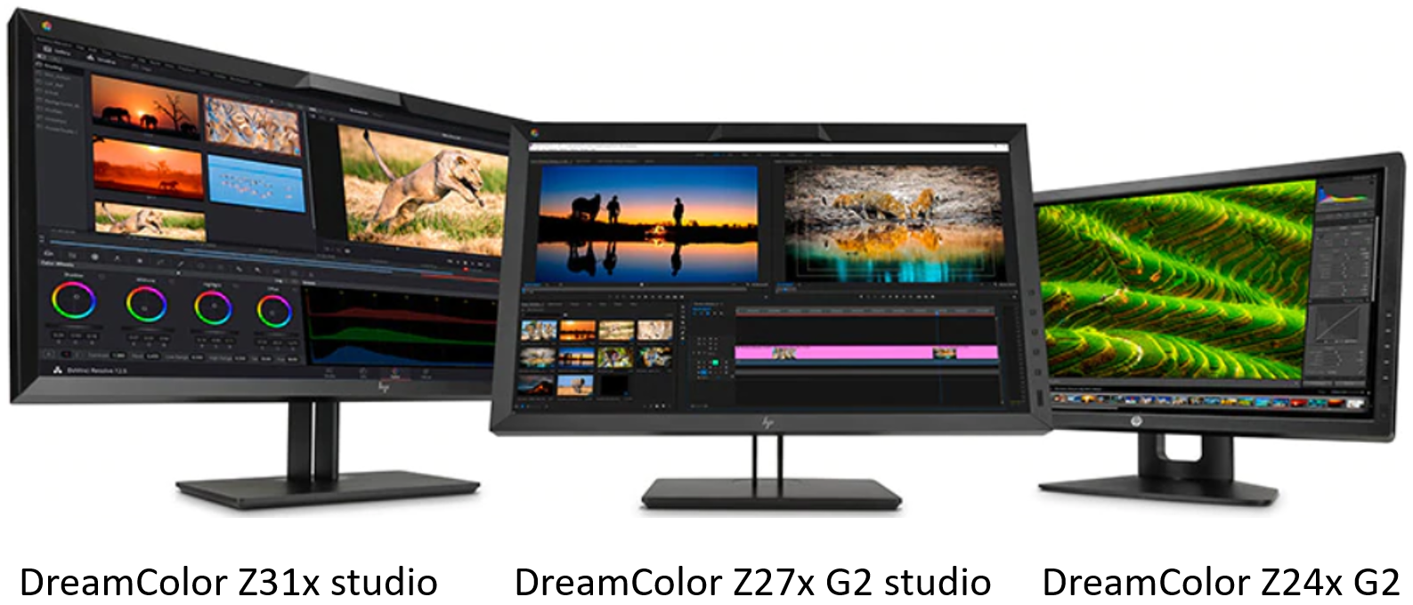 Ecrans Z display